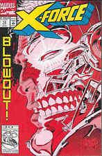 X-Force # 13 (Mark Pacella) (USA, 1992)
