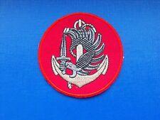 N°18 insigne militaire armée écusson patch Parachutistes Troupes de Marine TDM
