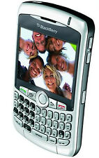 Unlocked White BlackBerry Curve 8320 Smartphone Cell phone QWERTY GSM PDA WIFI