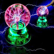 Magic USB Plasma Ball Sphere Light Lamp Desktop Disco Lighting Bedroom