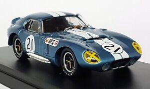 Kyosho 1/43 Scale 03051B Shelby Cobra Daytona Coupe '66 Japan GP #21 Model Car