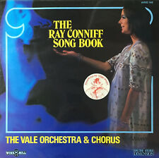 VINYL - THE RAY CONNIFF SONG BOOK - THE VALE ORCHESTRA & CHORUS / EX  /T/