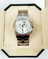 Seiko Arctura Kinetic Chronograph - IN ORIGINAL BOX! SNL001 7L22-0AA0 Sapphire
