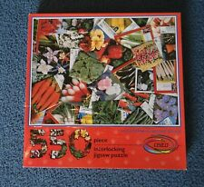 SOMETHING TO SPROUT ABOUT #2151 550 PIECE JIGSAW PUZZLE USED COMPLETE CEACO