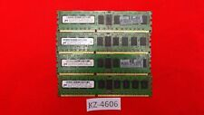 Micron 8gb 4x2gb 2rx8 pc3-10600r di RAM Server Workstation mt18jsf25672pdz ddr3 IBM