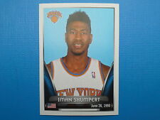2014-15 Panini NBA Sticker Collection N. 41 Iman Shumpert New York Knicks