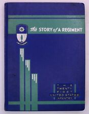 Twenty First Infantry 21st Military Unit History Book