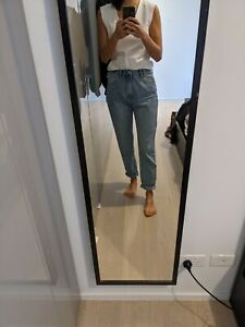 Insight denim mom jeans size 28