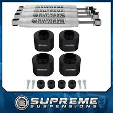 "For 93-98 JEEP Grand Cherokee ZJ Full 3"" Lift Kit w/ Shocks + Transfer Case Drop"