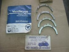 FORD 100E ,Austin A40 ,MGA ,Crankshaft Thrust Washer Set Vandervell VPW 190 .005