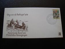 PAYS-BAS - enveloppe 6/10/1979 (B10) netherlands