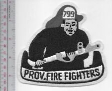 Providence Fire Department PFD 799 Providence Fire Fighters Baseball Team Rhode
