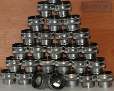 Jupiter-8M 2/50 made in  USSR 30pcs. bayonet lens for KIEV 2/3/4 Contax I II 602