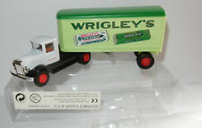 HERMEY GMBH & CO CAMION TRUCK US MACK CHEWING GUM WRIGLEY'S VERT 3 INCHES 1/60
