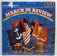 Grenadier Guards - March in Review - Phase 4 Stereo vinyl LP PFS 4171 N/MINT