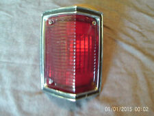 CHEVELLE, EL CAMINO 68,69 LH tail lamp really nice western used