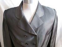 Le Suit New York Paris Womens Skirt Jacket Suit Size 12