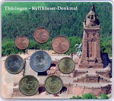 Deutschland Euro KMS 2004 A -  Neue Bundesländer Thüringen-Kyffhäuser-Denkmal