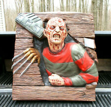 Freddy Krueger wall breaker 3D wall prop new Nightmare Elm St. horror Halloween