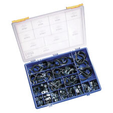 New listing Jcs High-Torque Clips & Clamps - P-Clips Mild Steel Assorted Pack 13-00985