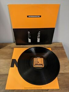 Nitzer Ebb Showtime Album Vinyl LP Record  STUMM72 1990 Mute Records