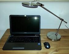 LED Schreibtischlampe Schreibtischleuchte Leselampe elegant Design kurz