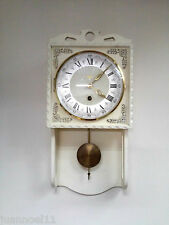 Reloj de pared de péndulo VALMET VALMETIME Original Vintage año 1974