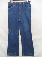 b954e890 Vintage 70's Talisman Sheplers cowboy hippie jeans 34x36 Men's Blue ...