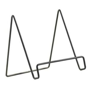 1 PCS Easel Plate Stand Holder Picture Display Picture Photo Frame Iron Book Art