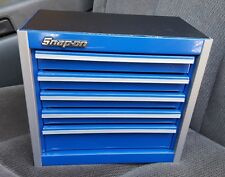 Snap-On Tool Box Miniature staionary Cabinet In ROYAL BLUE NIB