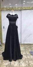 Ball Gown Wedding Dress navy blue