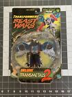 Transformers Beast Wars Transmetals 2 Deluxe Black PROWL Sealed Bubble Card MOSC