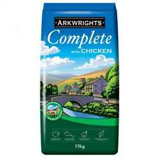 Complete Chicken Arkwrights Dog Food 15kg *FREE P&P*