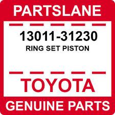 13011-31230 Toyota OEM Genuine RING SET PISTON