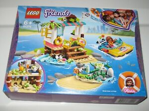 LEGO FRIENDS SET 41376 TURTLES RESCUE MISSION  - BRAND NEW