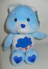 Peluche doudou beanies BISOUNOURS care Bears GROGNON Grumpy bear 20 cm NEUF 2002
