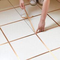 Waterproof Self Adhesive Anti-moisture Bathroom Wall Sticker Home Decor Tape New