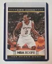 2012-13 PANINI NBA HOOPS KAWHI LEONARD #236 - RC ROOKIE CARD MINT