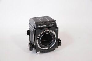 Mamiya RB67 Pro S Medium Format Camera Body
