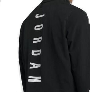 Nike Air Jordan Shield 23 Tech Ventilated Training Jacket Spellout Men's 2XL XXL