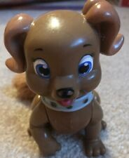 "Princess Cinderella's Dog Baby Bruno With Soft Tail Pvc 3"" Figure"