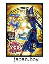 Konami Yu-Gi-Oh YCSJ Nagoya Limited Magicians Combination Card sleeve 100 sheets