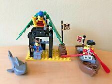 Lego Set 6258 Pirates Smuggler's Shanty 100% Complete w/Instructions Vintage