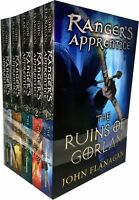 Rangers Apprentice Series 1 By John Flanagan Collection 5 Books Set NEW