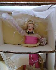 """Franklin Mint Marilyn Monroe """"Gentlemen Prefer Blondes"""""""