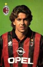 Ac Milan Cartolina Ufficiale 1995-96 Costacurta Alessandro! Nuovissima!