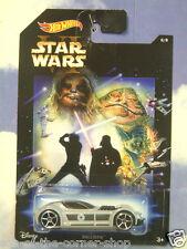 """HOT Wheels Star Wars AUTO """"ballistik"""" EPISODIO VI: il RITORNO DELLO JEDI 6/8 cyj11"""