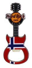 Hard Rock Oslo Flag Magnet Bottle Opener