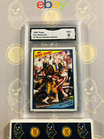 1984 Topps Eric Dickerson #1 Record Breaker Rookie - 9 MINT GMA Graded Card