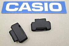 Genuine Casio G-Shock G-2900V band adapters black resin